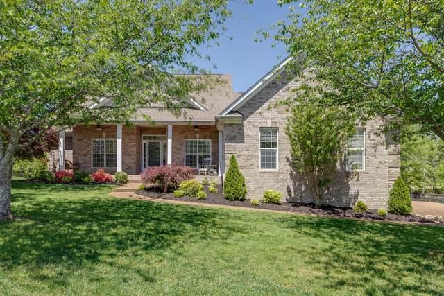 2046 N Amber Dr, Spring Hill, TN 37174 (MLS #RTC2250079) :: Village Real Estate