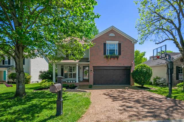 613 Granwood Blvd, Old Hickory, TN 37138 (MLS #RTC2250097) :: Nashville on the Move