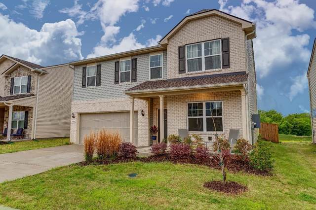 1705 Red Clay Dr, Lebanon, TN 37087 (MLS #RTC2250111) :: Nashville on the Move