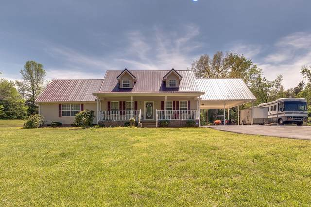 102 Henry Sharp Rd, Hohenwald, TN 38462 (MLS #RTC2250121) :: Nashville on the Move