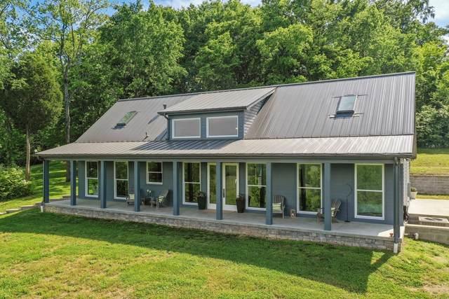 8740 Howell Rd, Mount Pleasant, TN 38474 (MLS #RTC2250130) :: Village Real Estate