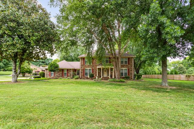 5513 W Shady Trl, Old Hickory, TN 37138 (MLS #RTC2250158) :: Nashville on the Move