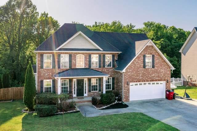 594 Winding Bluff Way, Clarksville, TN 37040 (MLS #RTC2250186) :: The Godfrey Group, LLC
