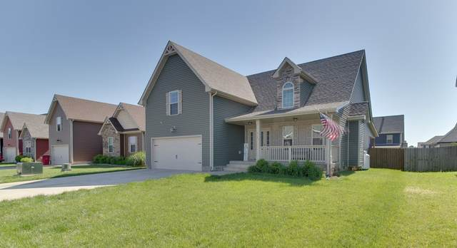 3783 Tradewinds Ter, Clarksville, TN 37040 (MLS #RTC2250192) :: Team George Weeks Real Estate