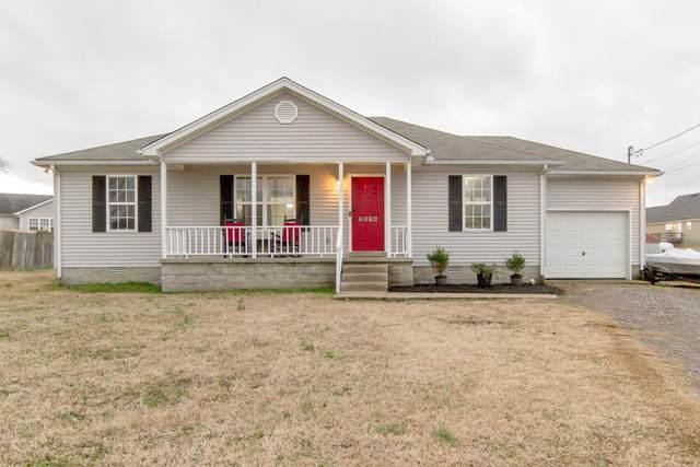 2014 Gardendale Dr, Murfreesboro, TN 37130 (MLS #RTC2250229) :: Nashville on the Move