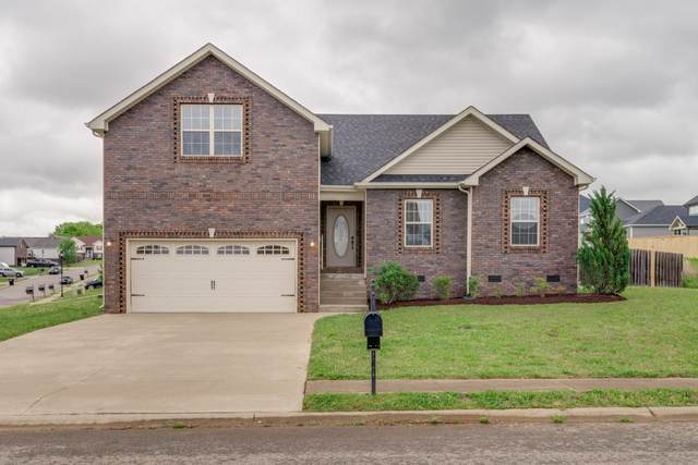 1863 Eisenhower Rd, Clarksville, TN 37042 (MLS #RTC2250242) :: Nashville on the Move