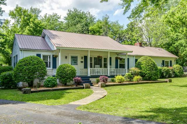 122 Highland Dr, Winchester, TN 37398 (MLS #RTC2250244) :: Nashville on the Move
