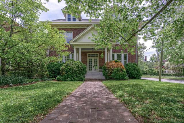 3727 Richland Ave, Nashville, TN 37205 (MLS #RTC2250256) :: Nashville Home Guru