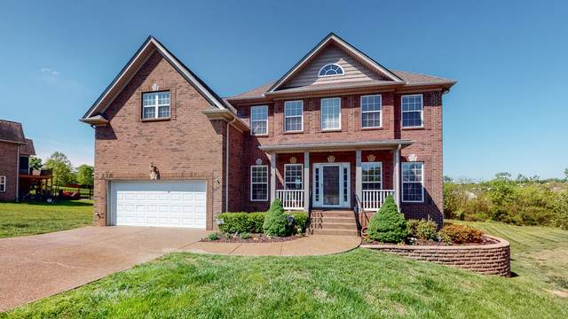 9121 Brooks Xing, Mount Juliet, TN 37122 (MLS #RTC2250269) :: Nashville on the Move