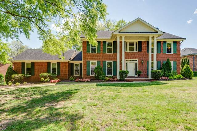 609 Spring House Ct, Brentwood, TN 37027 (MLS #RTC2250316) :: Village Real Estate