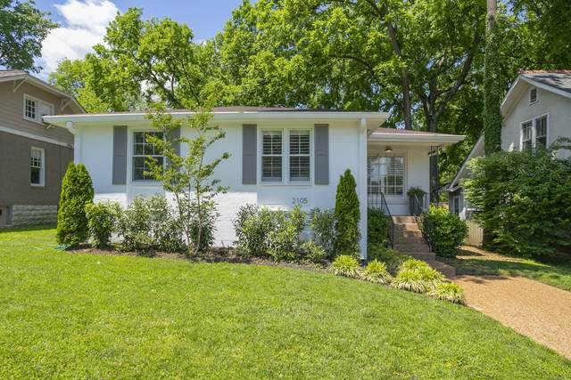 2105 18th Ave S, Nashville, TN 37212 (MLS #RTC2250317) :: DeSelms Real Estate