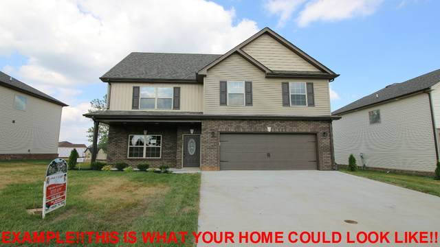 158 Charleston Oaks Reserves, Clarksville, TN 37042 (MLS #RTC2250343) :: Village Real Estate