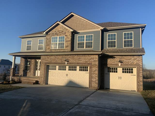 164 Glenstone, Clarksville, TN 37043 (MLS #RTC2250402) :: Fridrich & Clark Realty, LLC