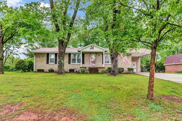 1103 Peninsula Dr, Gallatin, TN 37066 (MLS #RTC2250416) :: Village Real Estate