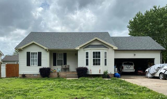 3452 Sandpiper Dr, Clarksville, TN 37042 (MLS #RTC2250435) :: The Adams Group