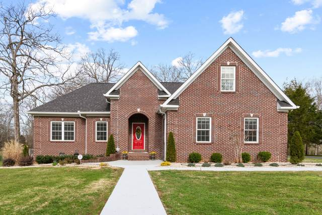 203 Richland Dr, Shelbyville, TN 37160 (MLS #RTC2250441) :: Nashville on the Move