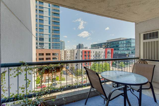 900 19th Ave S #605, Nashville, TN 37212 (MLS #RTC2250488) :: The Adams Group