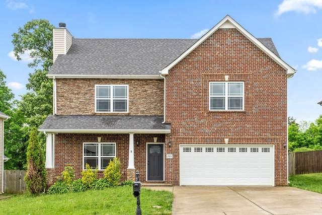 2015 Bandera Dr, Clarksville, TN 37042 (MLS #RTC2250512) :: RE/MAX Fine Homes