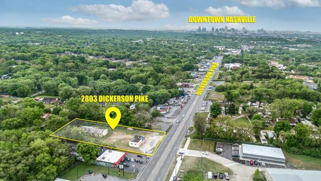 2803 Dickerson Pike, Nashville, TN 37207 (MLS #RTC2250525) :: Kimberly Harris Homes