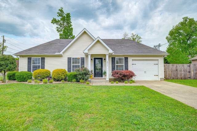2011 Rindle Ct, Murfreesboro, TN 37129 (MLS #RTC2250542) :: Village Real Estate
