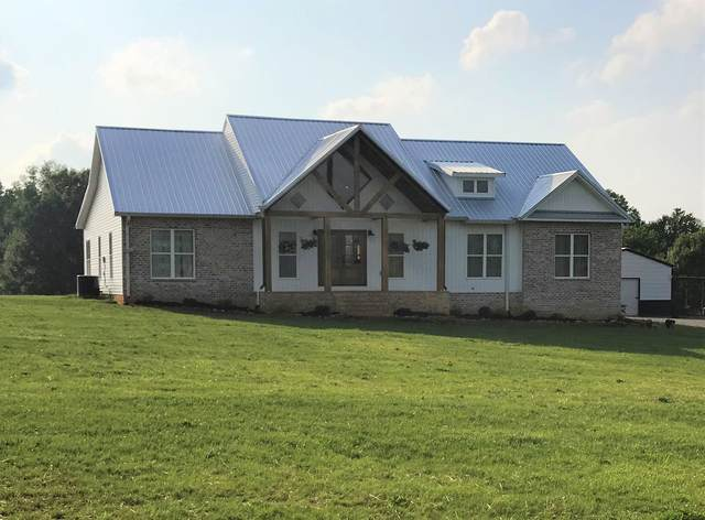 3196 Mcclure Cemetery Rd, Huntland, TN 37345 (MLS #RTC2250601) :: The Adams Group