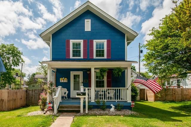 902 Jones St, Old Hickory, TN 37138 (MLS #RTC2250611) :: Kimberly Harris Homes