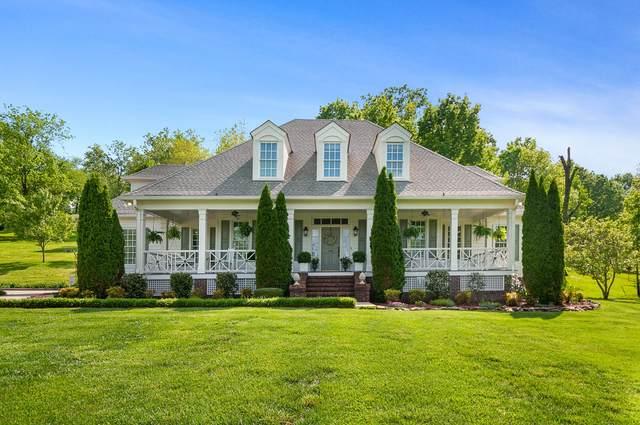 1420 Lewisburg Pike, Franklin, TN 37064 (MLS #RTC2250620) :: Village Real Estate