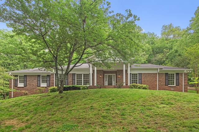 1969 Sunny Side Drive, Brentwood, TN 37027 (MLS #RTC2250642) :: Village Real Estate