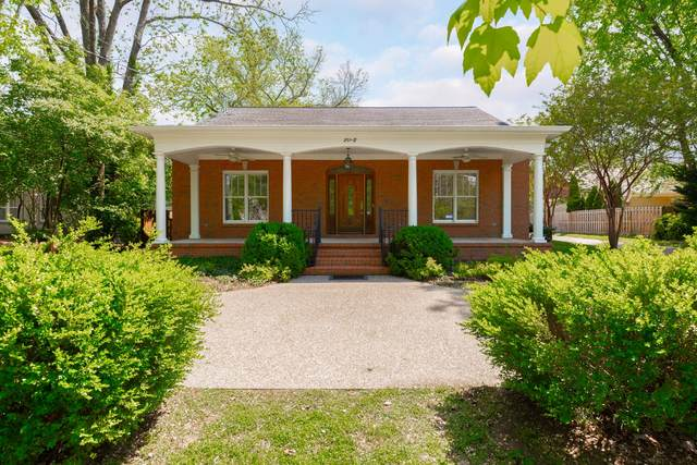 201B Woodmont Cir, Nashville, TN 37205 (MLS #RTC2250703) :: Nashville on the Move