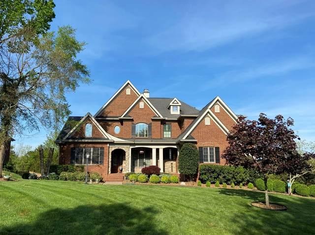 9953 Lodestone Dr, Brentwood, TN 37027 (MLS #RTC2250745) :: Nashville Home Guru