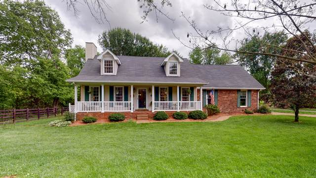 788 Old Dickerson Pike, Goodlettsville, TN 37072 (MLS #RTC2250749) :: Village Real Estate