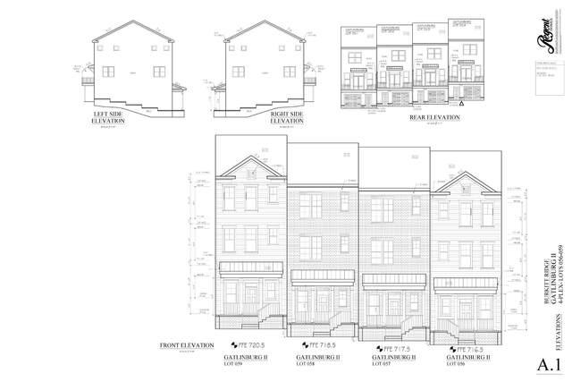 3316 Tasker Dr #59, Nolensville, TN 37135 (MLS #RTC2250756) :: Team Jackson | Bradford Real Estate