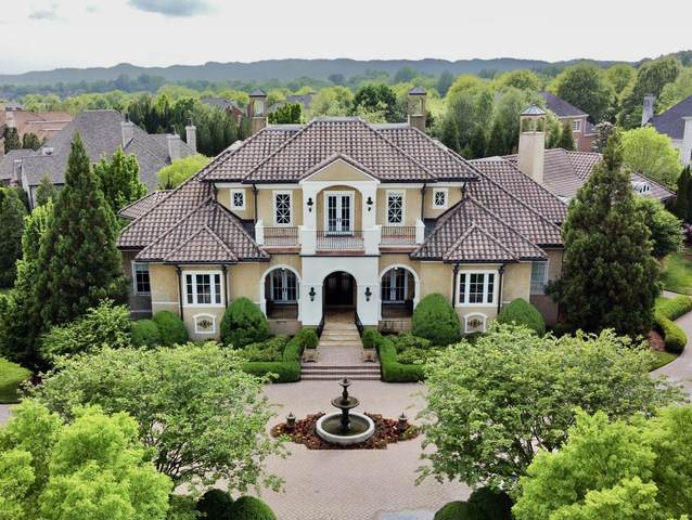 355 Jones Pkwy, Brentwood, TN 37027 (MLS #RTC2250772) :: Ashley Claire Real Estate - Benchmark Realty