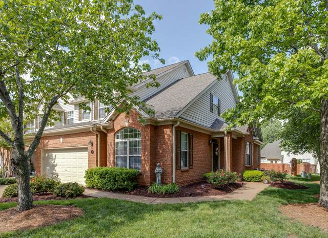 641 Old Hickory Blvd #40, Brentwood, TN 37027 (MLS #RTC2250792) :: Village Real Estate
