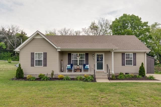 102 Matthews Dr, Lewisburg, TN 37091 (MLS #RTC2250803) :: Team Jackson | Bradford Real Estate