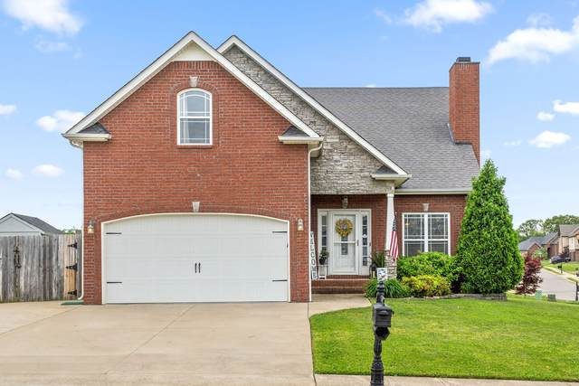 3388 Franklin Meadows Way, Clarksville, TN 37042 (MLS #RTC2250828) :: Hannah Price Team