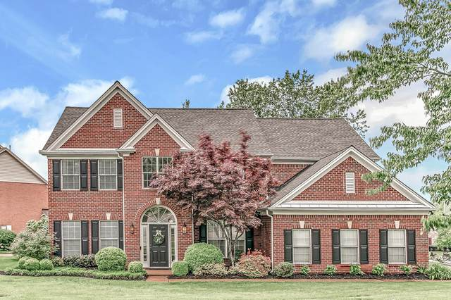 512 Logwood Briar Cir, Brentwood, TN 37027 (MLS #RTC2250895) :: The Milam Group at Fridrich & Clark Realty