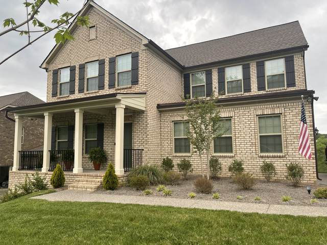 9228 Stepping Stone Dr, Franklin, TN 37067 (MLS #RTC2250909) :: HALO Realty