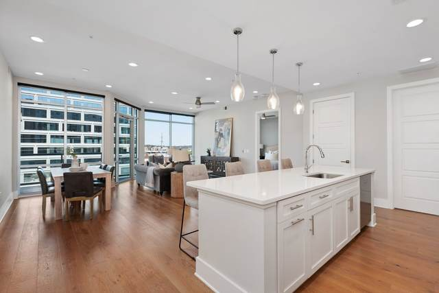 20 Rutledge St. #103, Nashville, TN 37210 (MLS #RTC2250913) :: The Miles Team | Compass Tennesee, LLC
