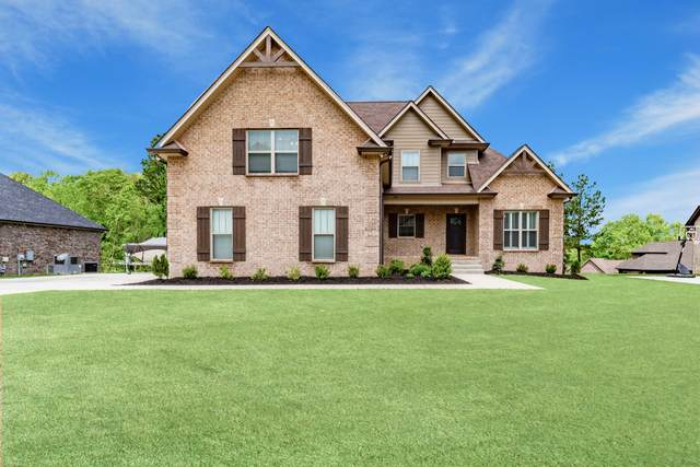 6063 W Mayflower Ct, Greenbrier, TN 37073 (MLS #RTC2250939) :: The Miles Team | Compass Tennesee, LLC