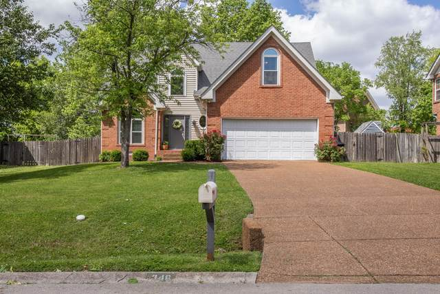 348 Stonegate Dr, Franklin, TN 37064 (MLS #RTC2250944) :: Village Real Estate