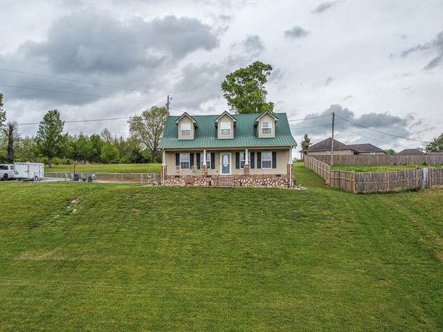 2083 Cook Rd, Tullahoma, TN 37388 (MLS #RTC2250947) :: The Miles Team | Compass Tennesee, LLC