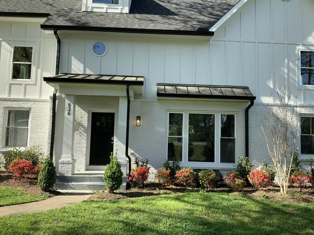 826 Woodmont Blvd, Nashville, TN 37204 (MLS #RTC2250950) :: The Miles Team | Compass Tennesee, LLC