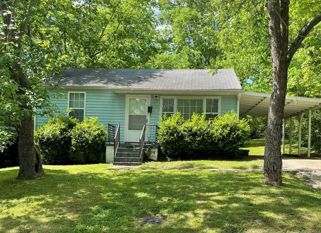 1504 Sevier Ct, Nashville, TN 37206 (MLS #RTC2250997) :: Team George Weeks Real Estate