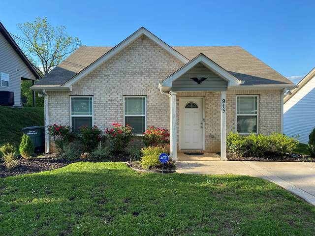 915 17th Ave E, Springfield, TN 37172 (MLS #RTC2251002) :: Village Real Estate
