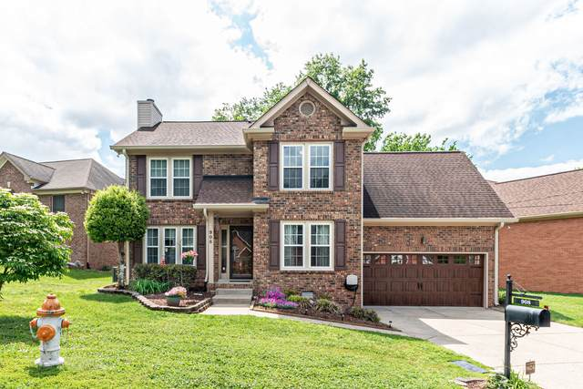 908 Carlisle Ct. S, Nashville, TN 37214 (MLS #RTC2251014) :: Nashville on the Move