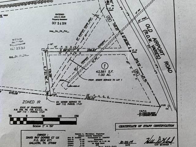 326 Airport Rd, Gallatin, TN 37066 (MLS #RTC2251015) :: The Huffaker Group of Keller Williams