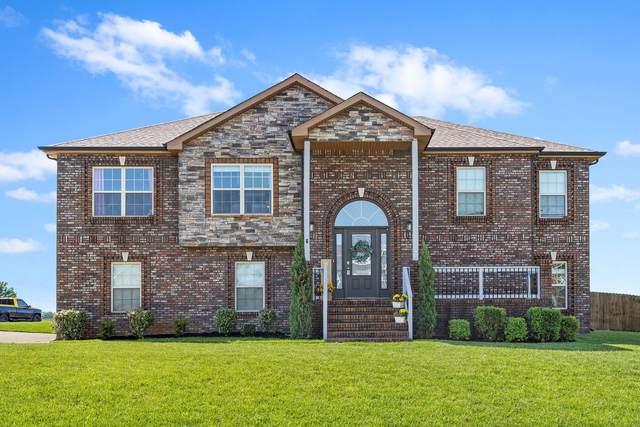 198 Union Camp Blvd, Clarksville, TN 37042 (MLS #RTC2251037) :: Village Real Estate