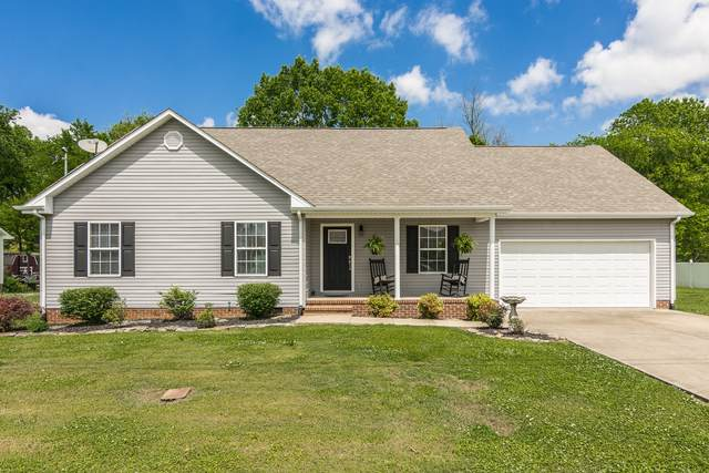 418 Brookside Dr, Mount Pleasant, TN 38474 (MLS #RTC2251082) :: Village Real Estate