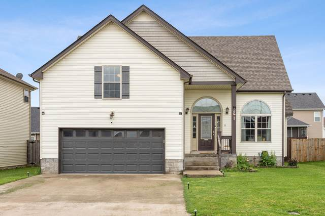 3740 Gray Fox Dr, Clarksville, TN 37040 (MLS #RTC2251106) :: Movement Property Group